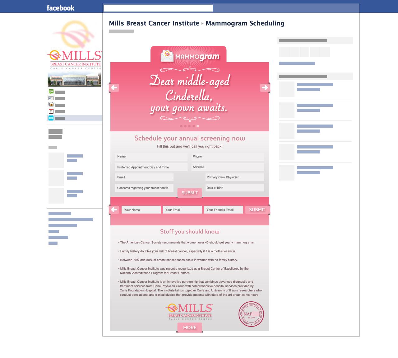 Mills Facebook 2